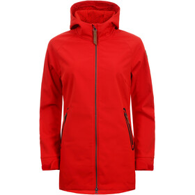 Icepeak Ep Anahuac Softshell Jacket Women coral/red